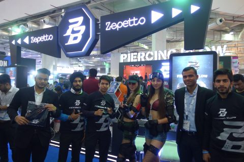 ZEPETTO - Indian Gaming Show, Delhi