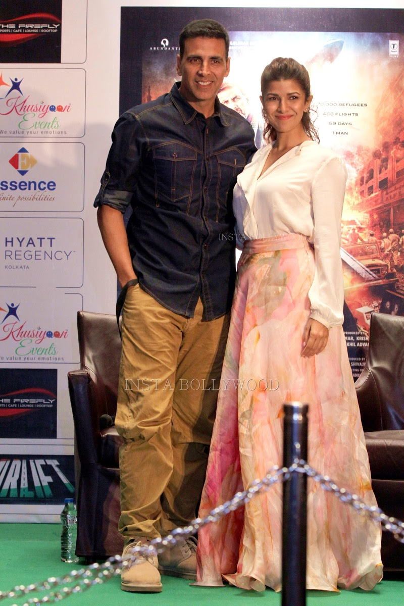 Airlift Movie Promotion