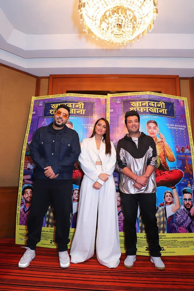 Khandani Shafakhana Movie Promotion
