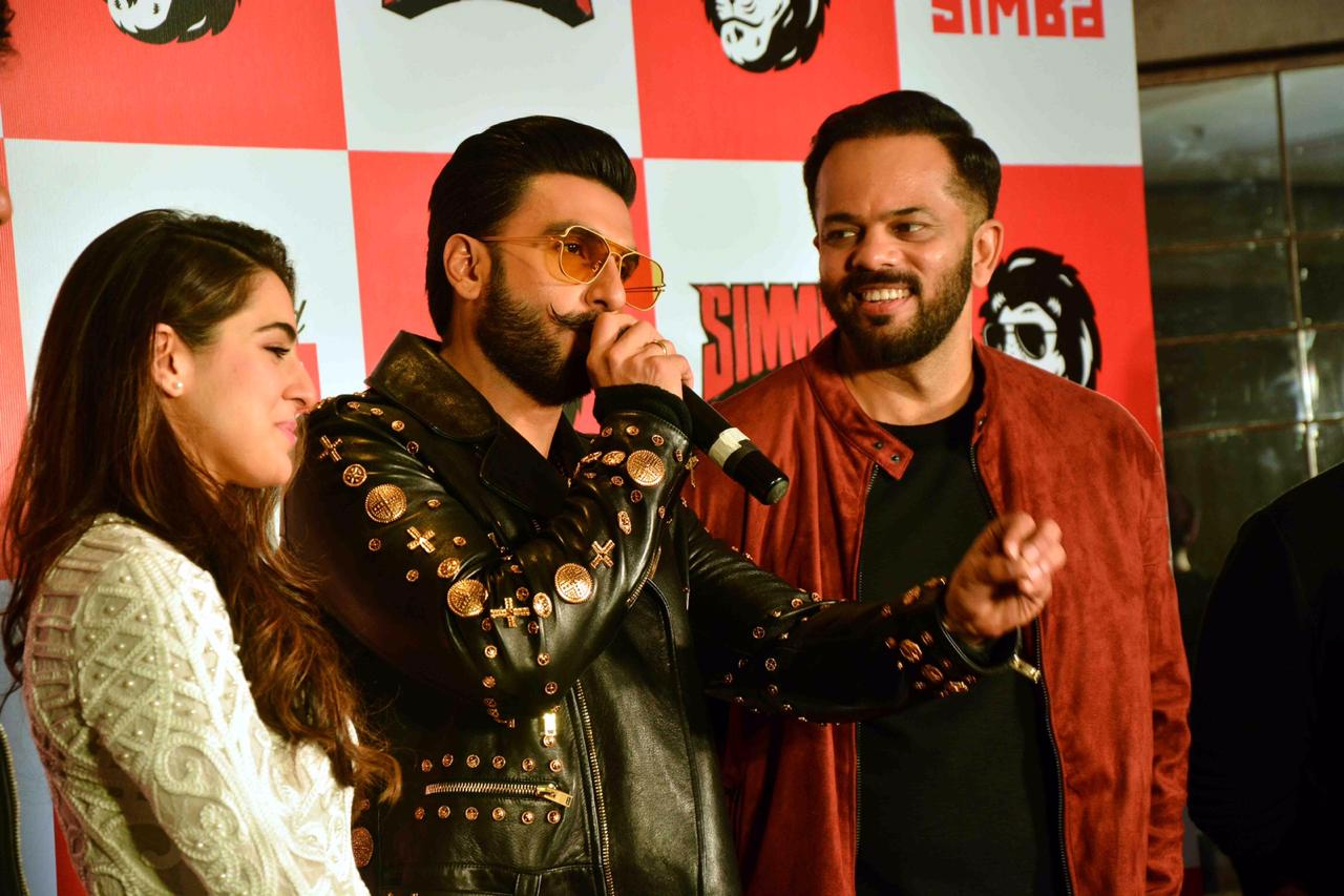 Simba Trailer Launch