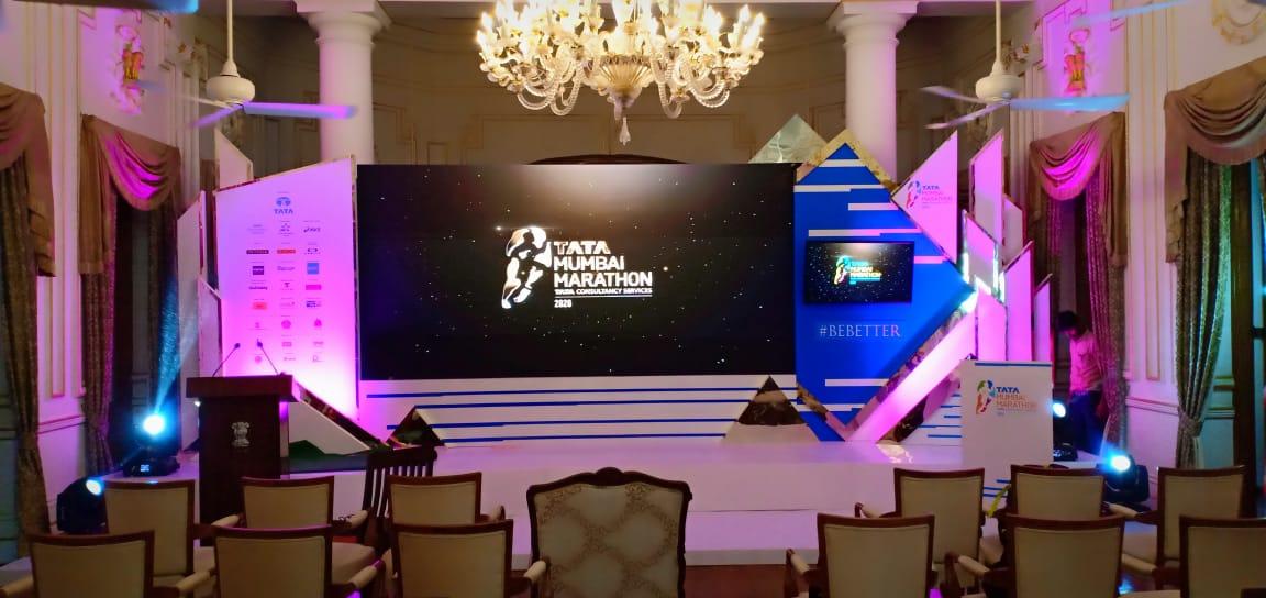 Tata Mumbai Marathon Press Launch,Mumbai