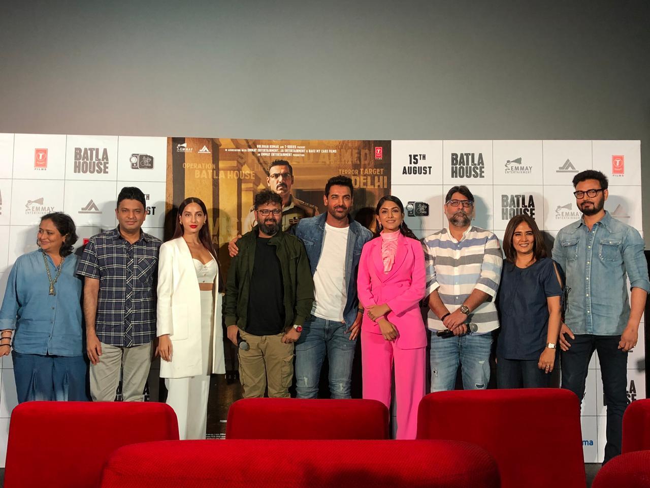 Batla House Trailer Launch