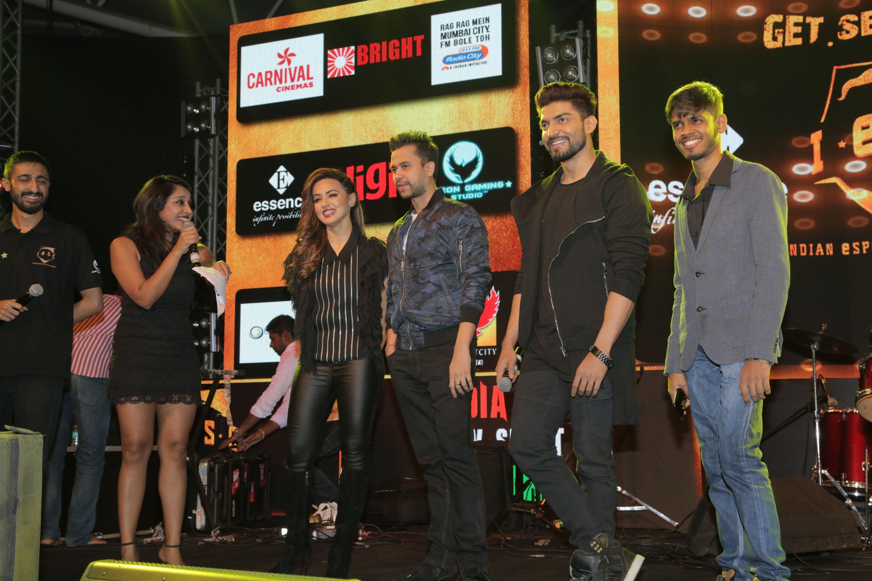 Indian E-Sports Championship,Mumbai