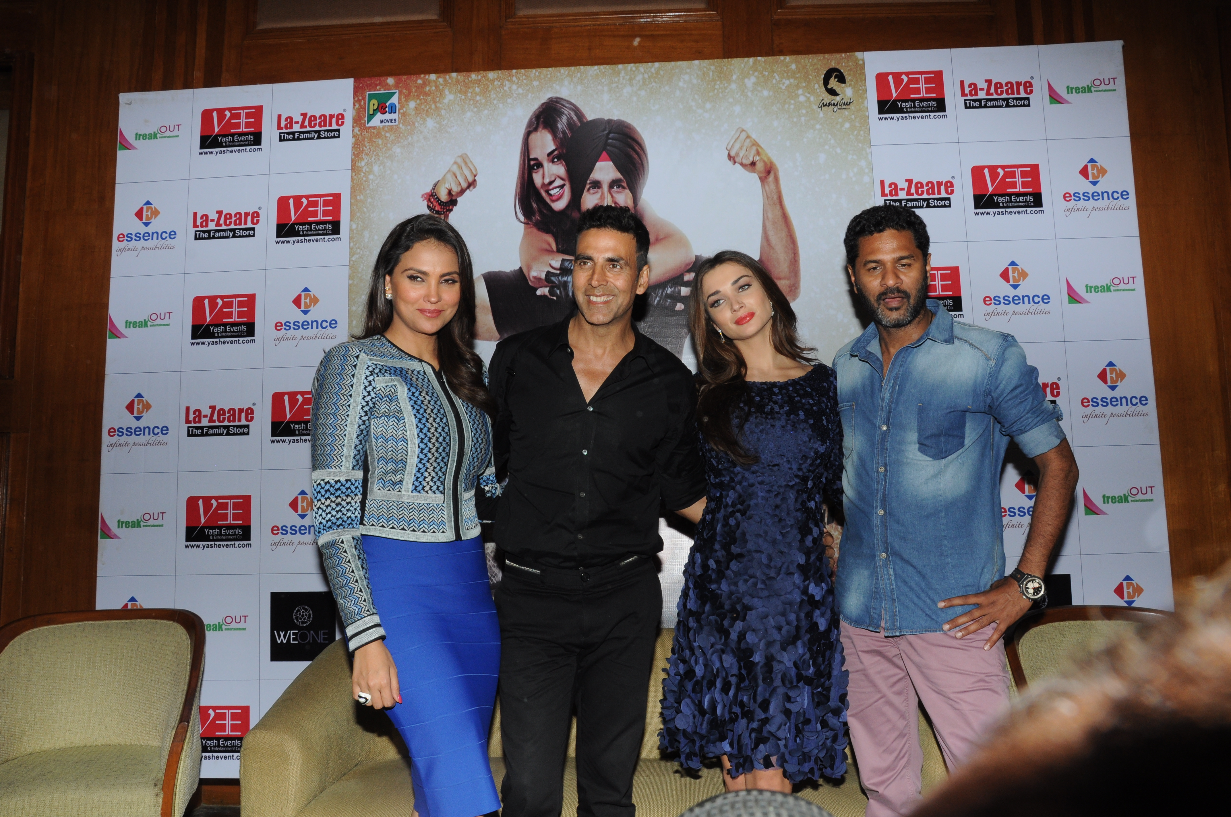 Singh is Bling Movie Promotion