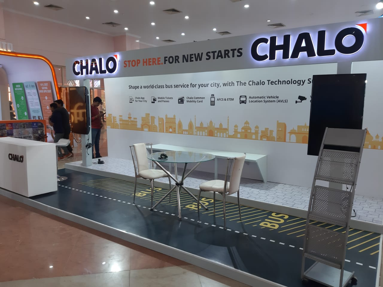 Chalo Stall