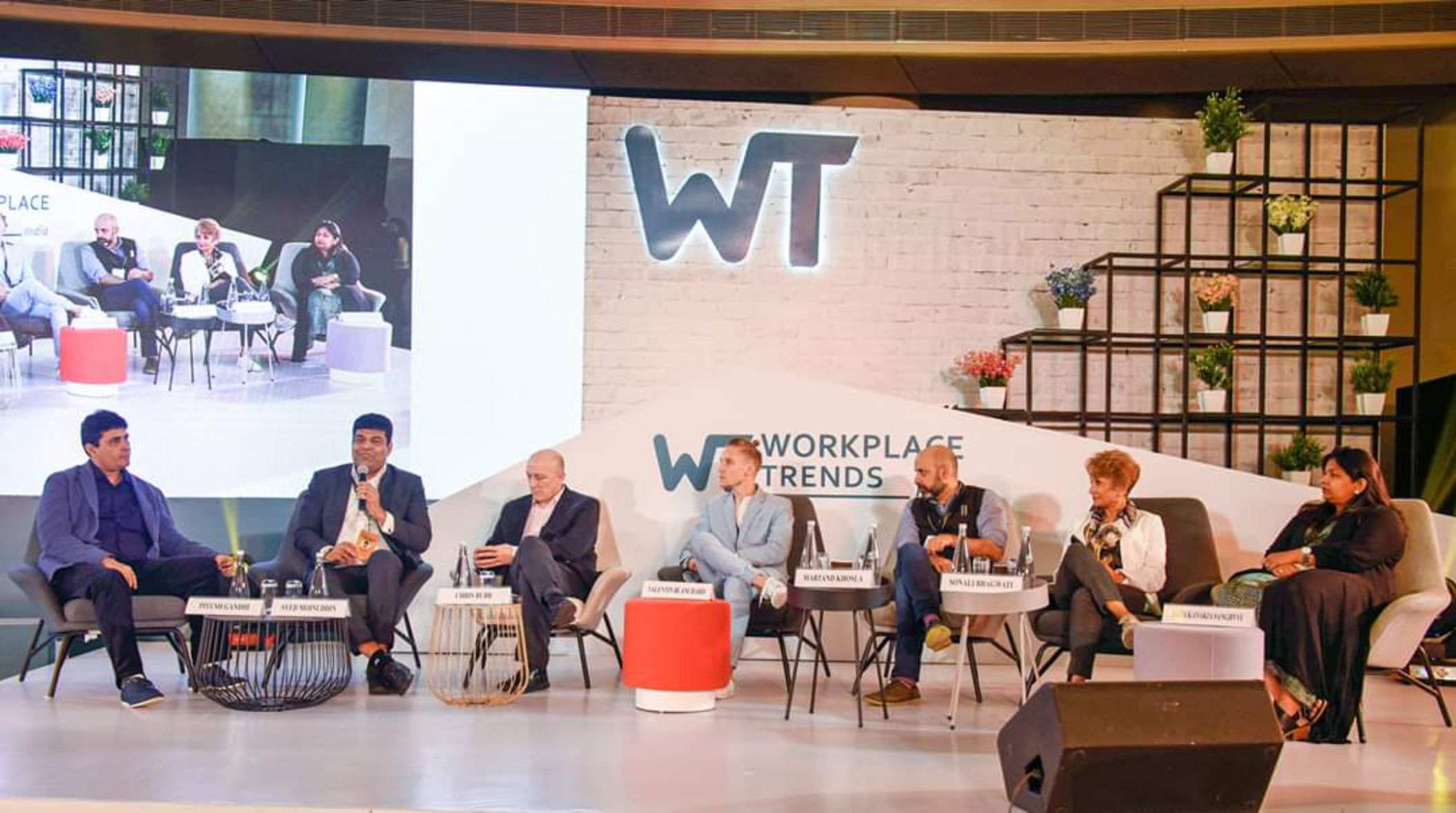 Work Place Trends Conclave, Delhi