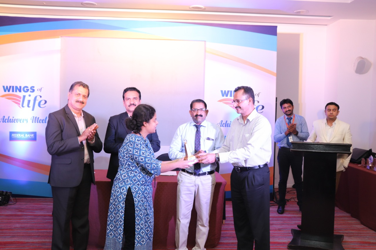 IDBI-Achievers Meet