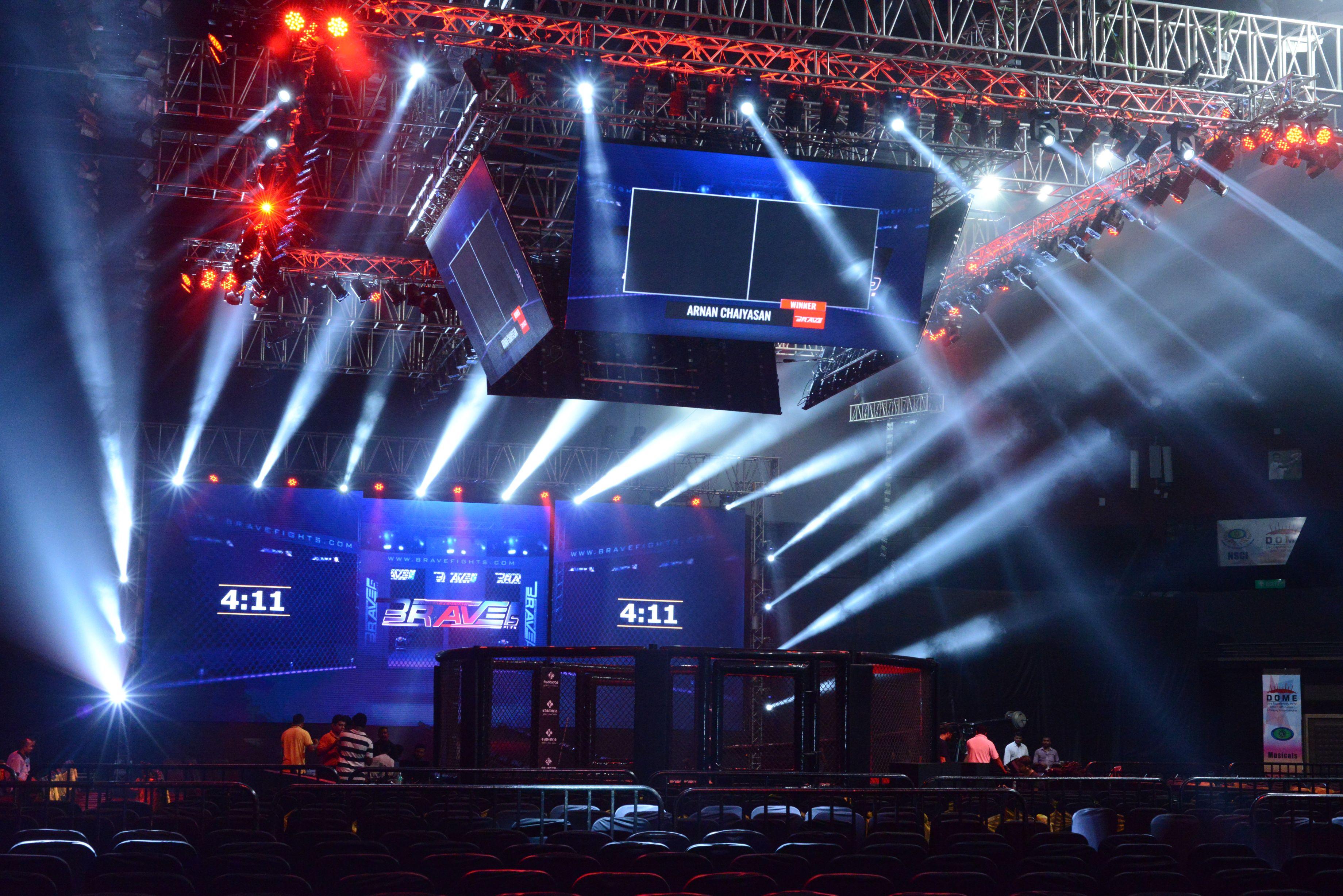 Brave Combat MMA Sport,Mumbai