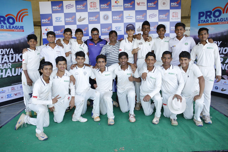 Pro Star Cricket League