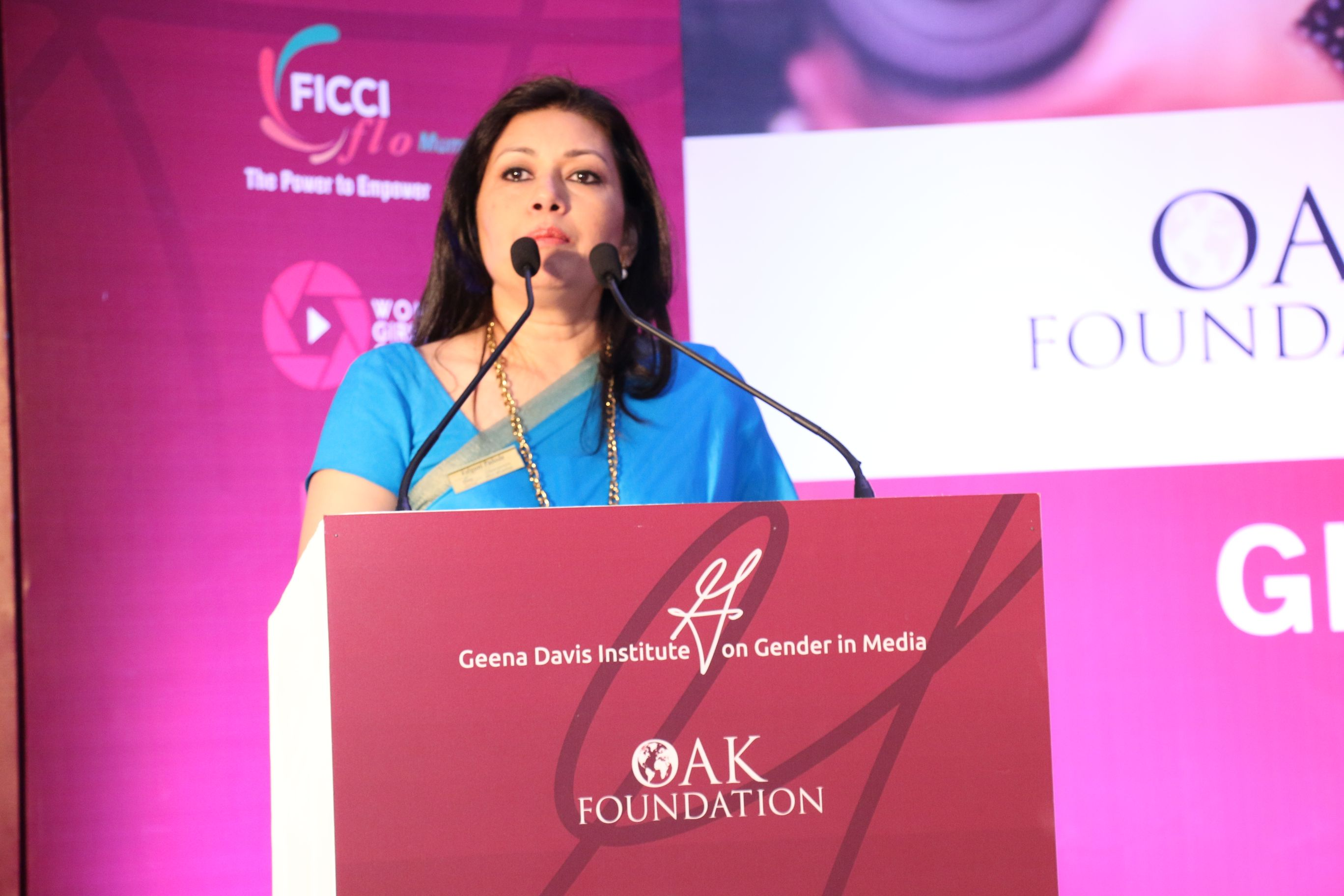 FLO - GDI on Gender, Mumbai