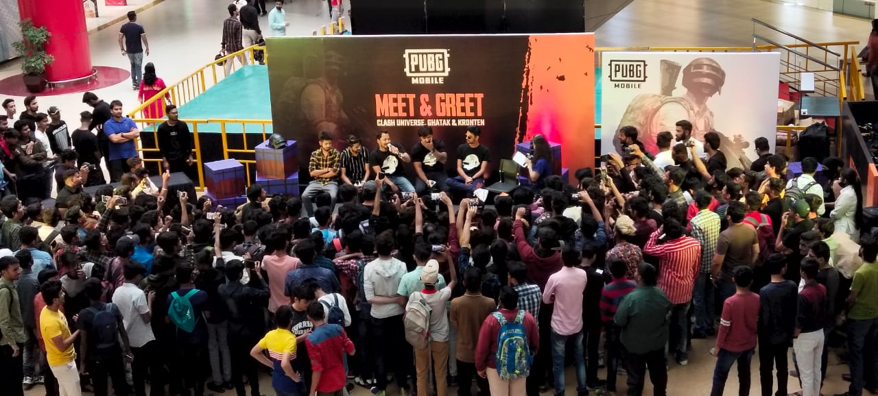 Tencent-PUBG Fan Meet, Pune