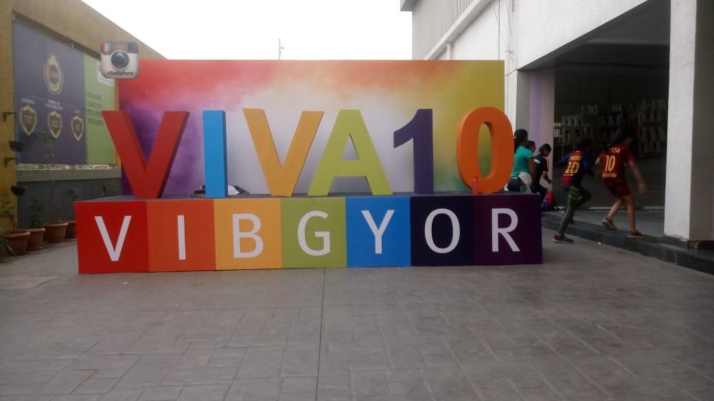 Vibgyor - Viva 10, Mumbai
