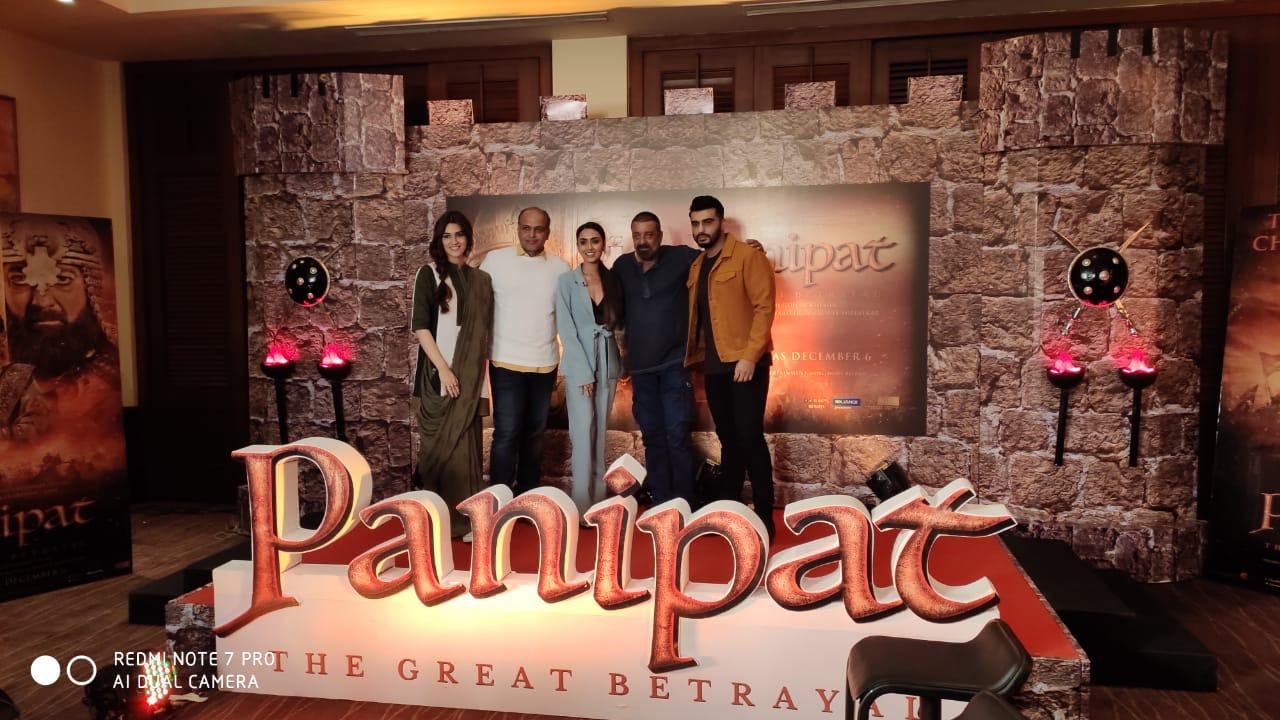 Panipat Press Conference