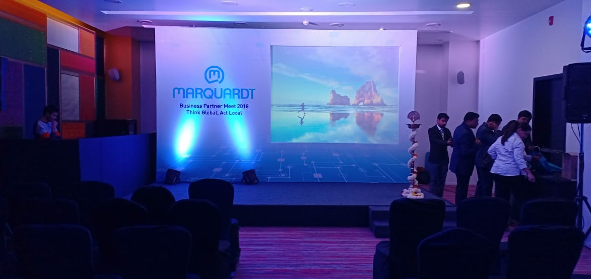 MARQUARDT-Business Partners Meet, Mumbai