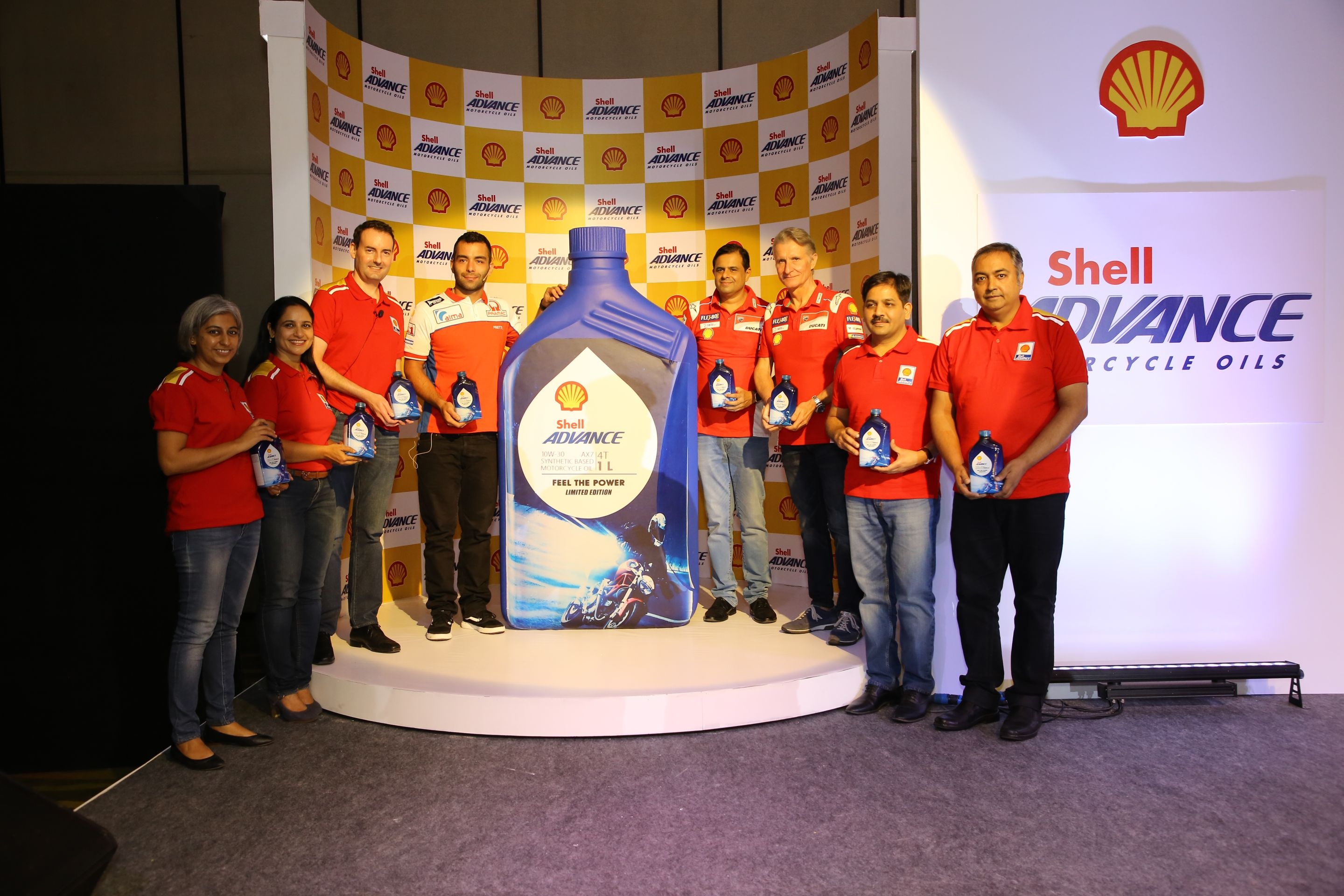 Shell Product Launch, Delhi