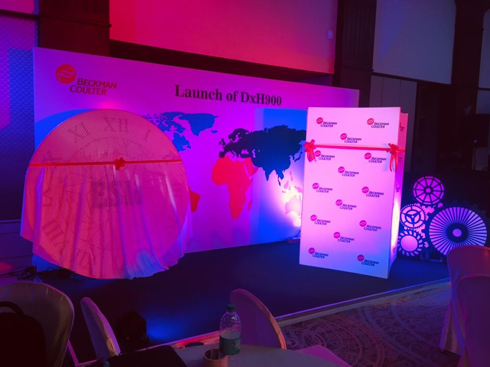 Beckman Coulter - Product Launch, Multi Cities