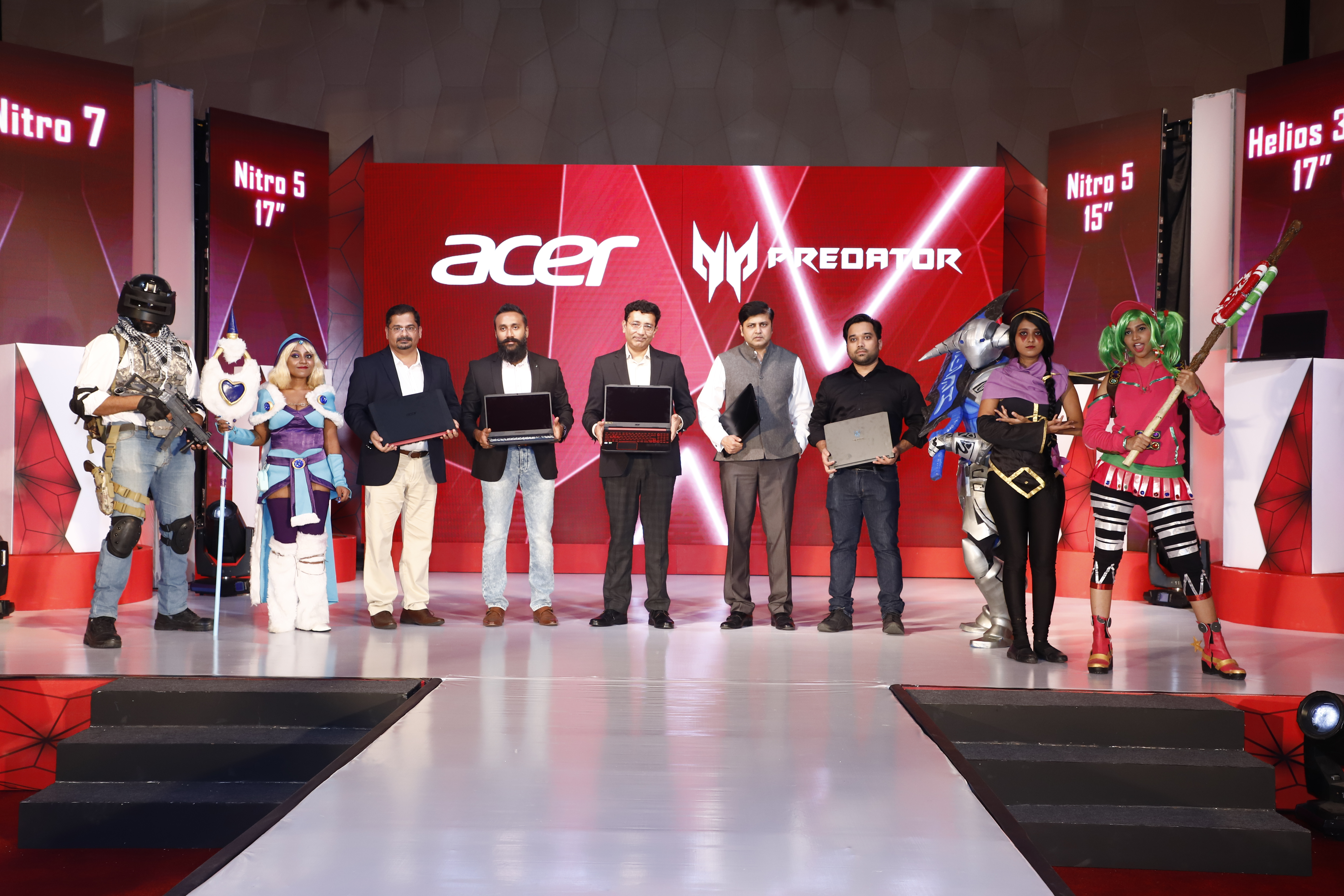 Acer-Product Launch 2019, Mumbai